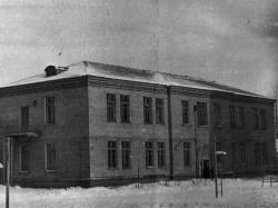 Учебный корпус № 1 (1961 г.)